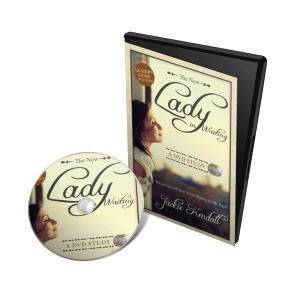 New Lady In Waiting Bible Study DVD