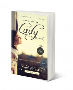 New Lady In Waiting Book