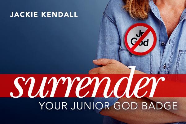 Junior God Badge 1