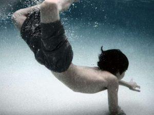 dreamy Diver Underwater