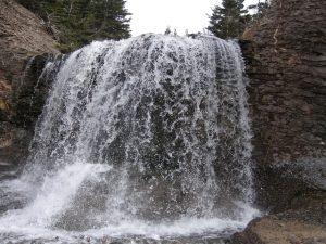 waterfall of grace